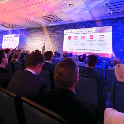 Omnis na Oracle Modern Cloud Day