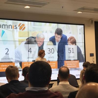 Omnis na Oracle Digital Partner Day